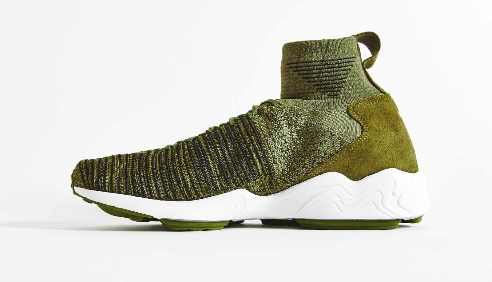 a731c6c8b651 Discount Olive Nike Zoom Mercurial Flyknit Released