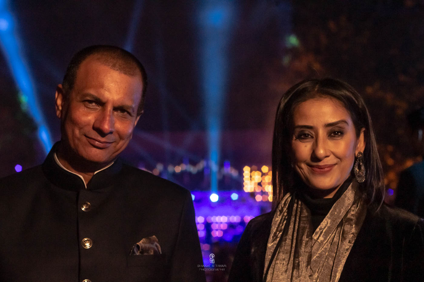 GM Rambagh Palace, Jaipur, Manisha Koirala