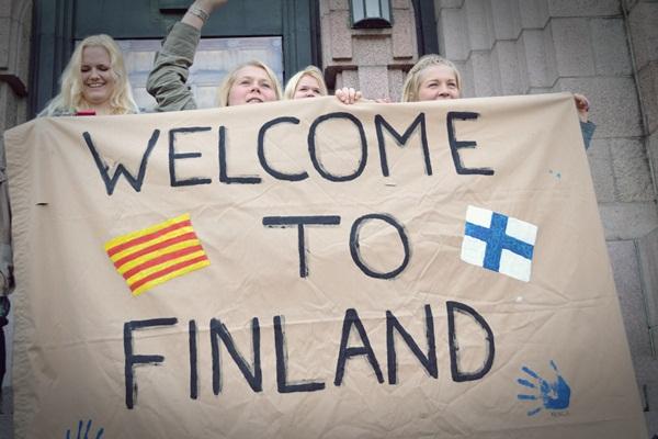 Du học INEC hân hạnh chúc mừng cho 173 tân sinh viên Phần Lan nhập học kì 9/2016