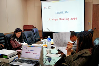2014 Strategic Planning (Korea E Tour)