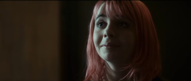 Anouk (Eva Lallier) dans Arès, de Jean-Patrick Benes (2016)