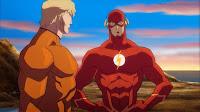 Justice League: Throne of Atlantis (2015) BluRay