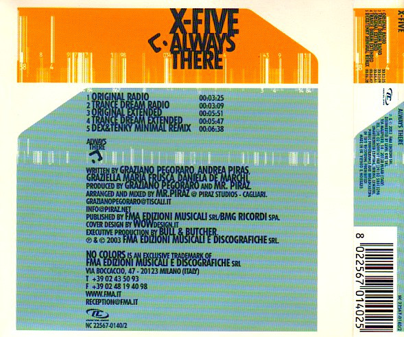 Mega flash dance music x five always there cdm 2003 for Acid house torrent