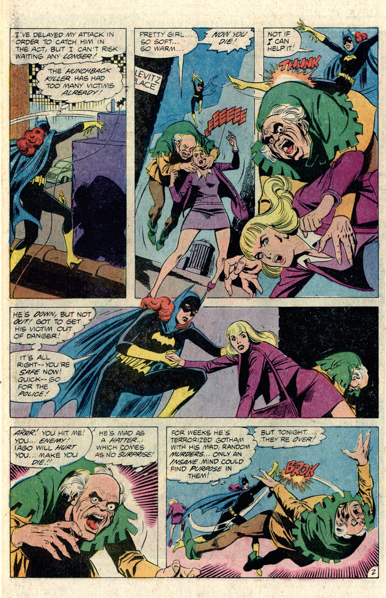 Detective Comics (1937) 505 Page 25