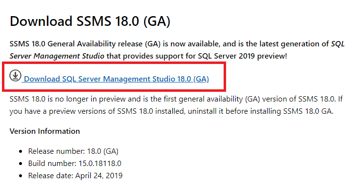 Free SQL Download to practice queries