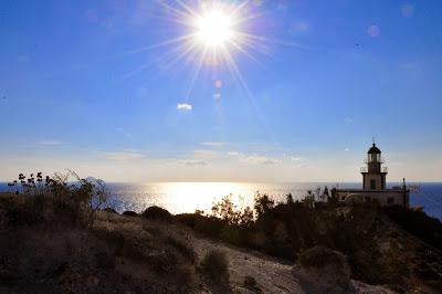 Santorini-Lighthouse