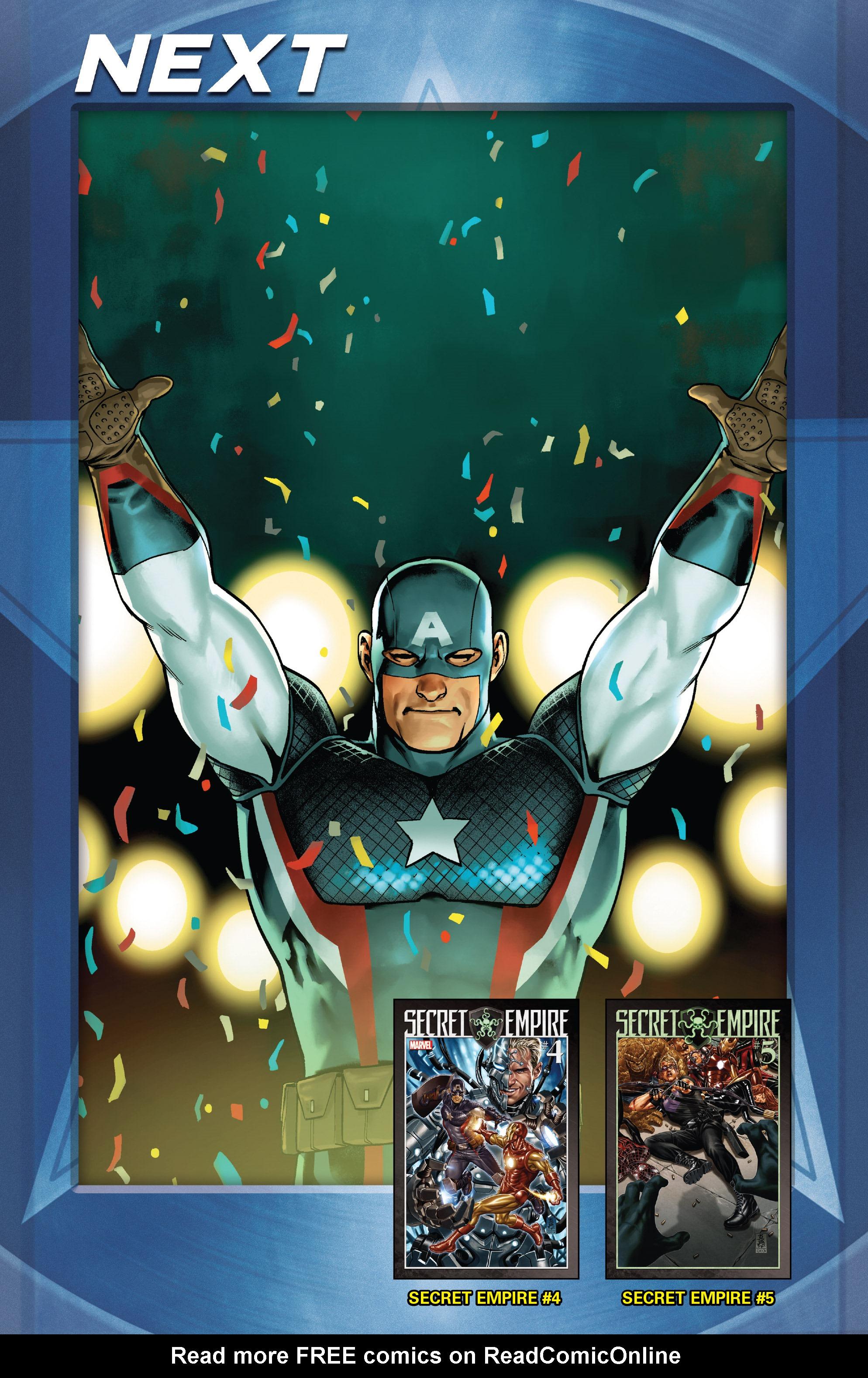 Read online Captain America: Steve Rogers comic -  Issue #18 - 24