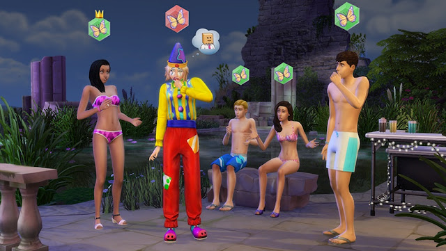 The Sims 4 Get Together Download Photo