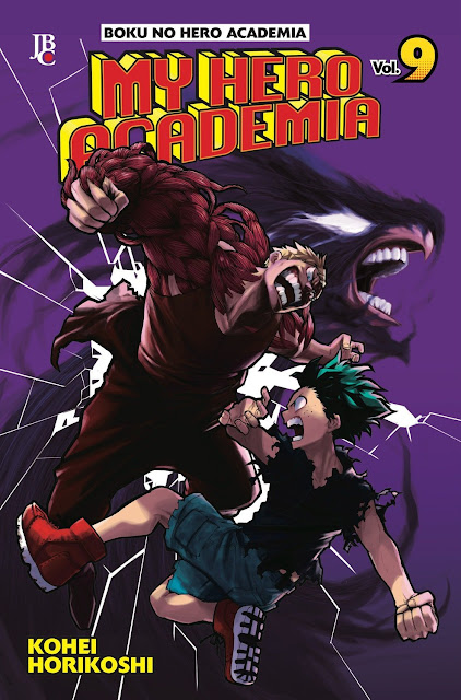 My Hero Academia Volume 9 - Kohei Horikoshi