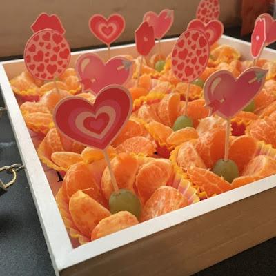 mandarijnen cup cake