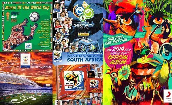 Foci vb dal, futball világbajnokságok zenéi