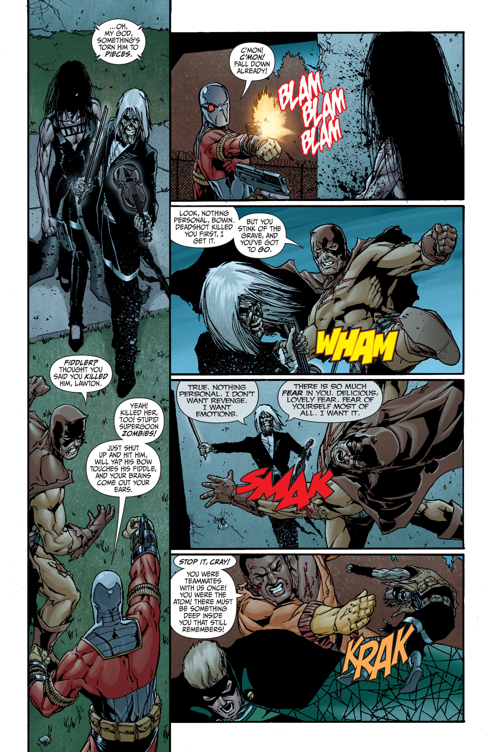 Read online Secret Six (2008) comic -  Issue #18 - 8