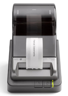 I was looking for a minor handheld printer that allows yous to impress smaller labels conduct Seiko SLP650 Driver Download