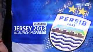 Launching Tim & Jersey Persib Disiarkan Langsung di Twitter