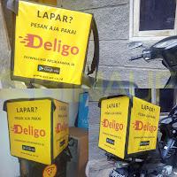 jual Tas delivery makanan Surabaya deligo