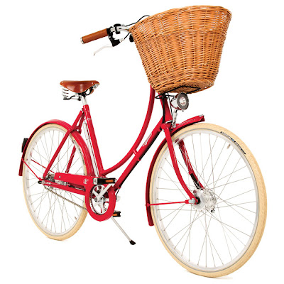 Pashley red britannia