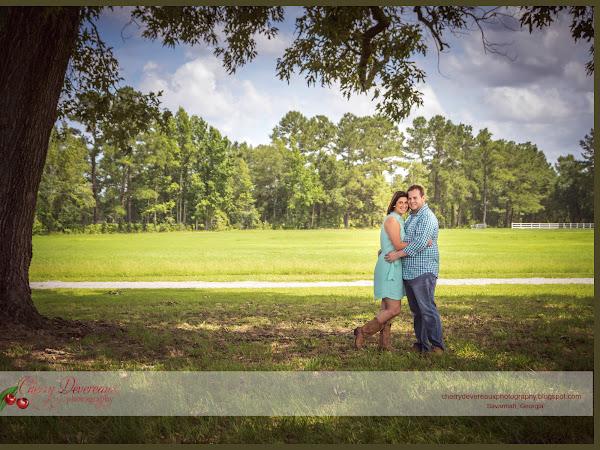 LOVE = Danielle & Travis