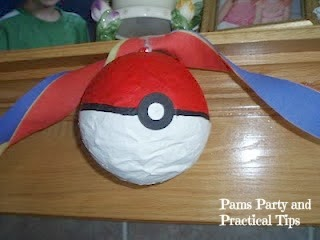 Pokeball Pinata