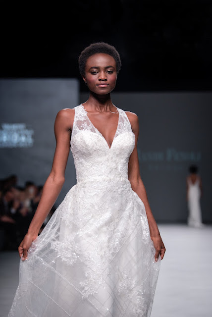 """Valmont Barcelona Bridal Fashion Week"""