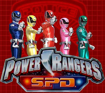 Power Rangers: SPD