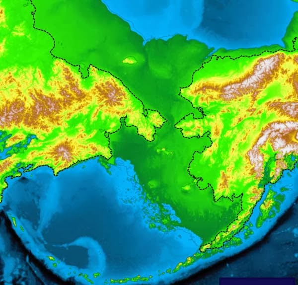 Bering Land Bridge, Beringia