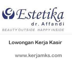 Lowongan Kerja Kasir Klinik Estetika dr Affandi Makassar
