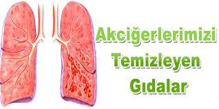 Akciğeri temizleyen
