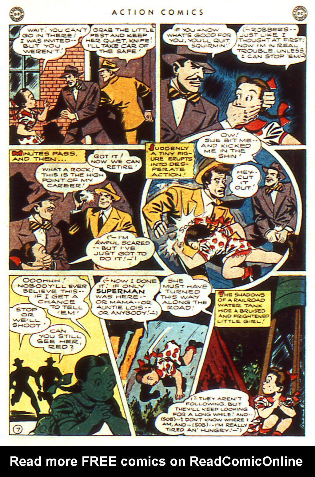 Read online Action Comics (1938) comic -  Issue #98 - 9
