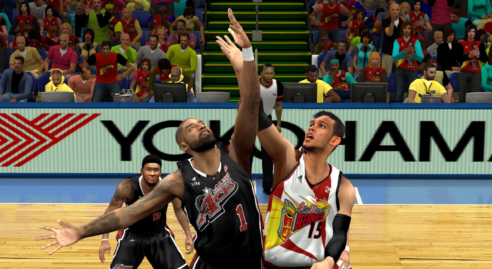 PBA 2K14 Mod Version 8 2 Now Available - NBA2K ORG