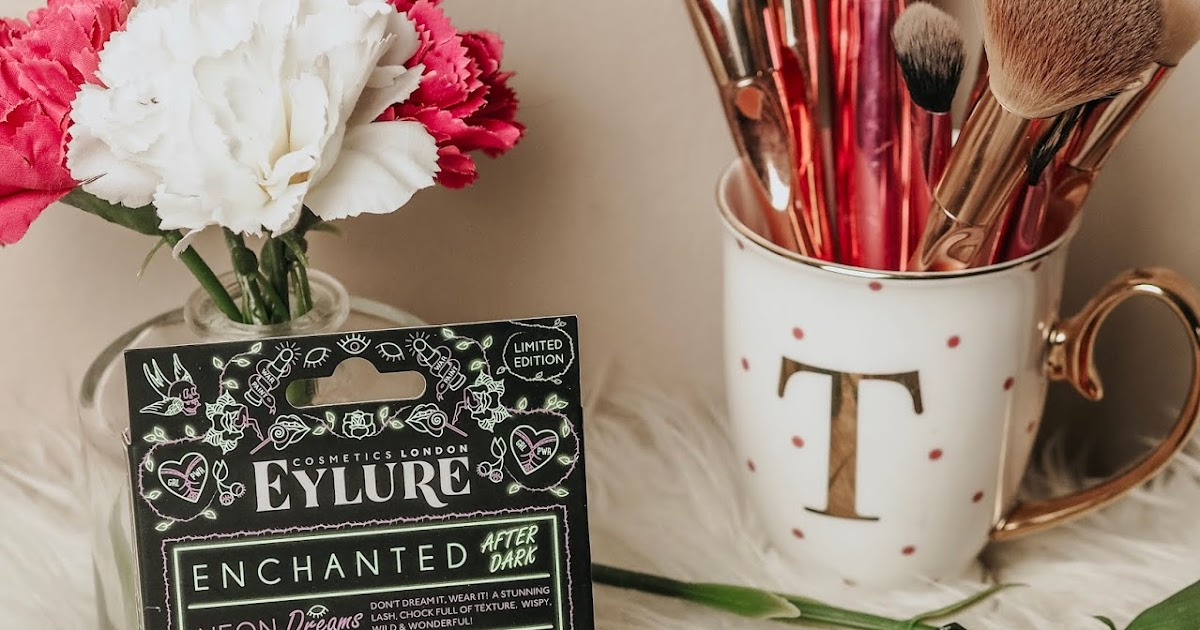1c36215b2ea The New Eylure Enchanted After Dark Collection | Terri Talks