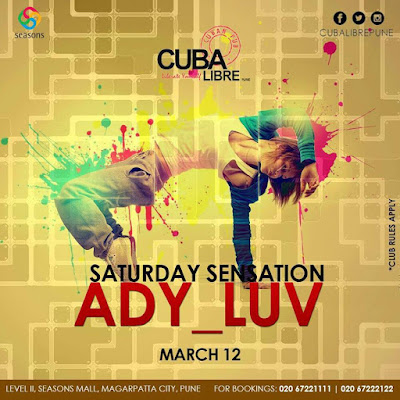 Saturday Sensation with Dj Ady_Luv