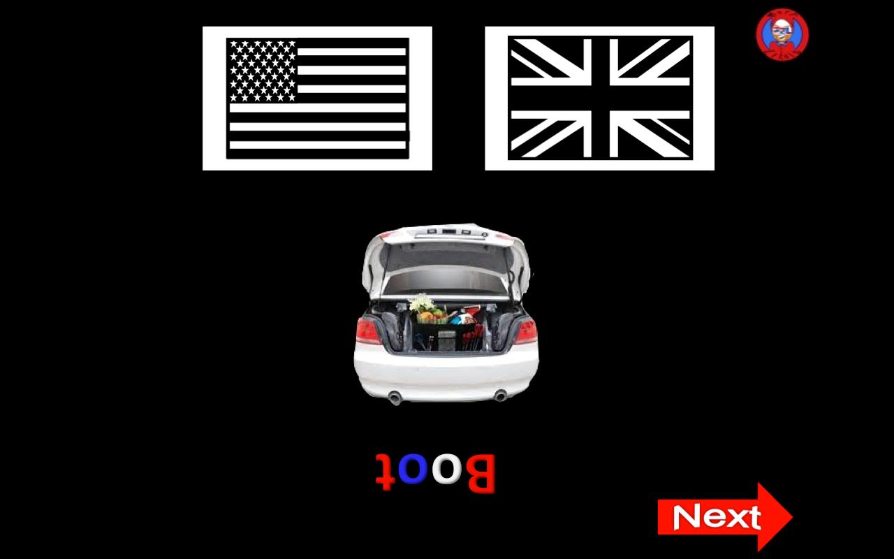 Esl Matt Erials American Or British