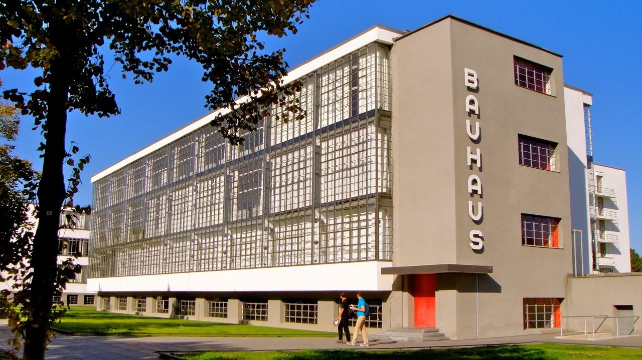 Escola Bauhaus Alemanha L