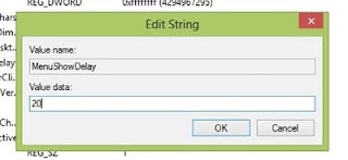 The registry editor window volition seem the next access keys How To Speed Up Windows 8
