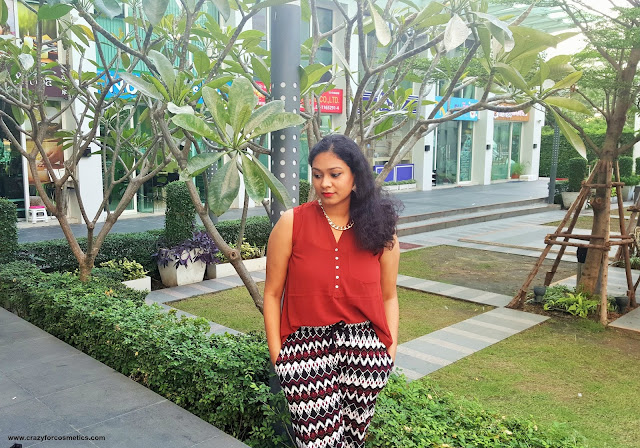 How to style Aztec Printed Pants