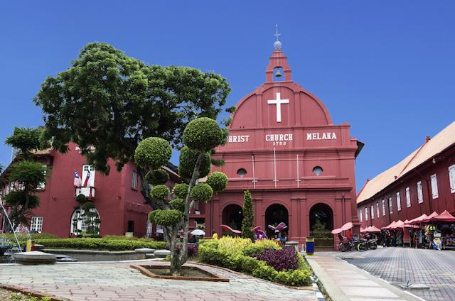 13. Christ Church (Melaka)