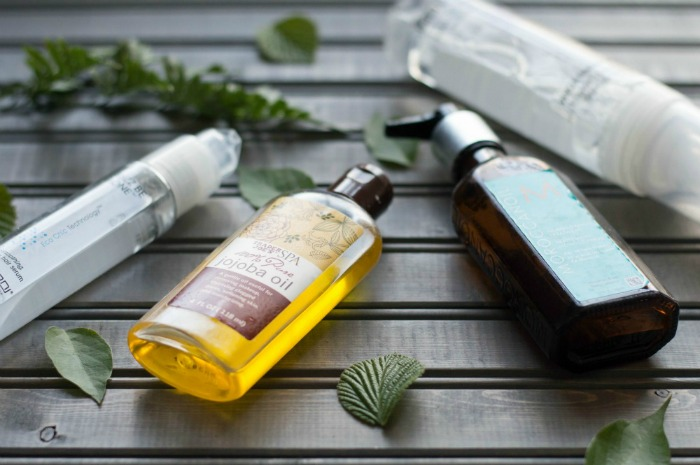 how to use jojoba oil in your hair