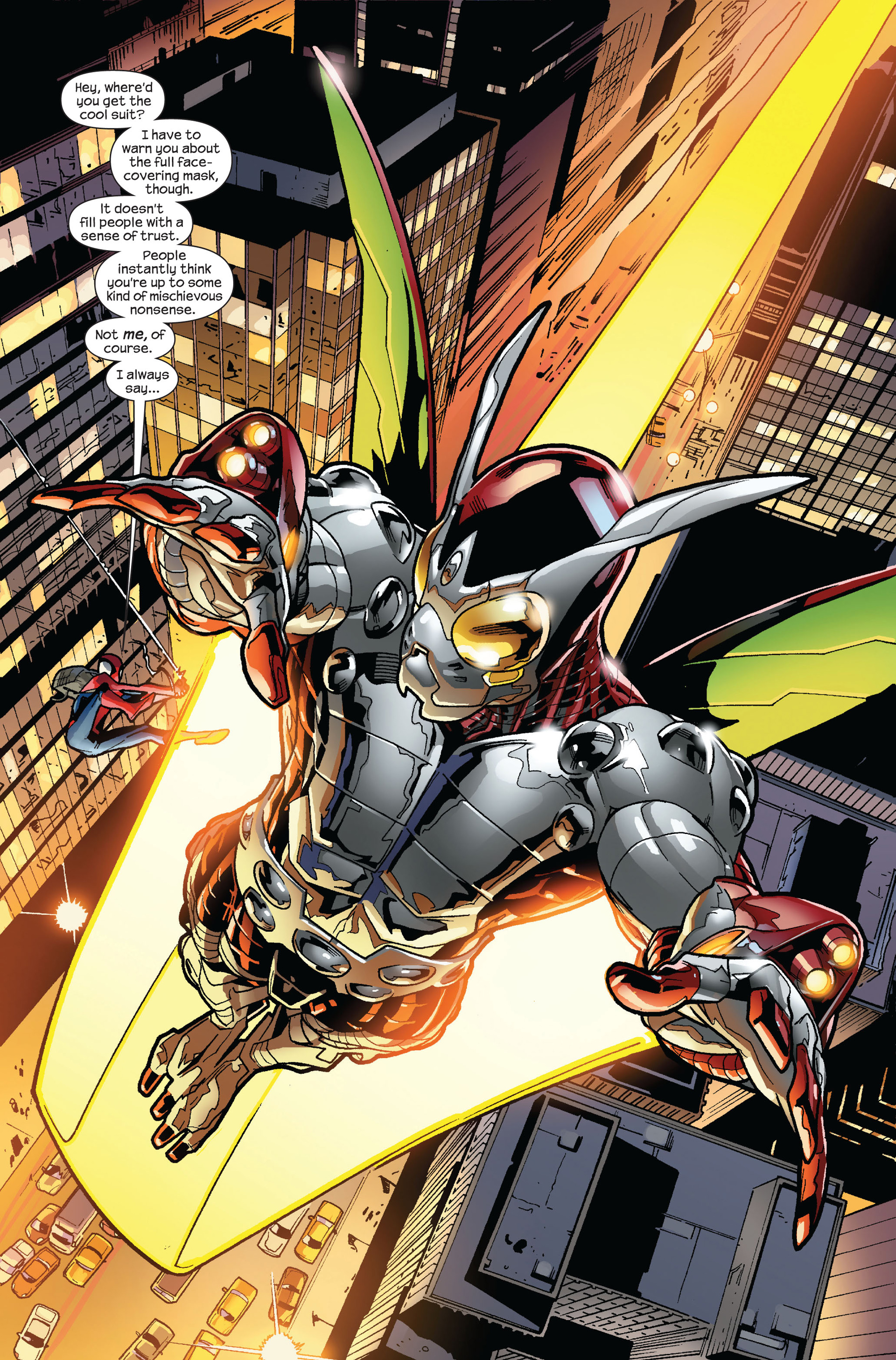 Read online Ultimate Spider-Man (2000) comic -  Issue #124 - 8