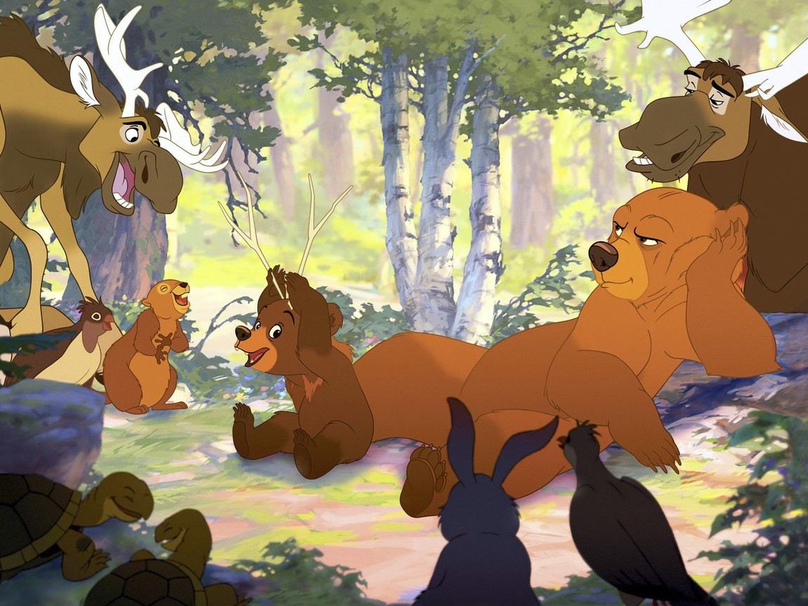 Brother Bear 2003 Full Movie Watch In Hd Online For Free -7338