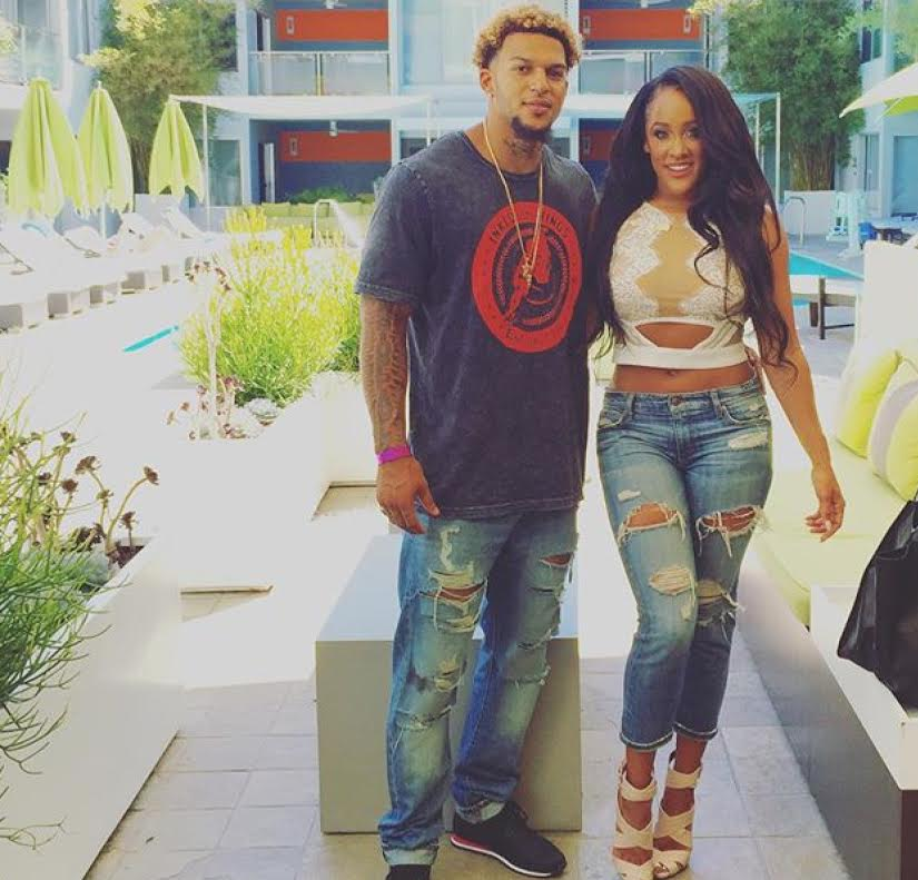 Exclusive Former Bad Girls Club Star Natalie Nunn And Her Husband