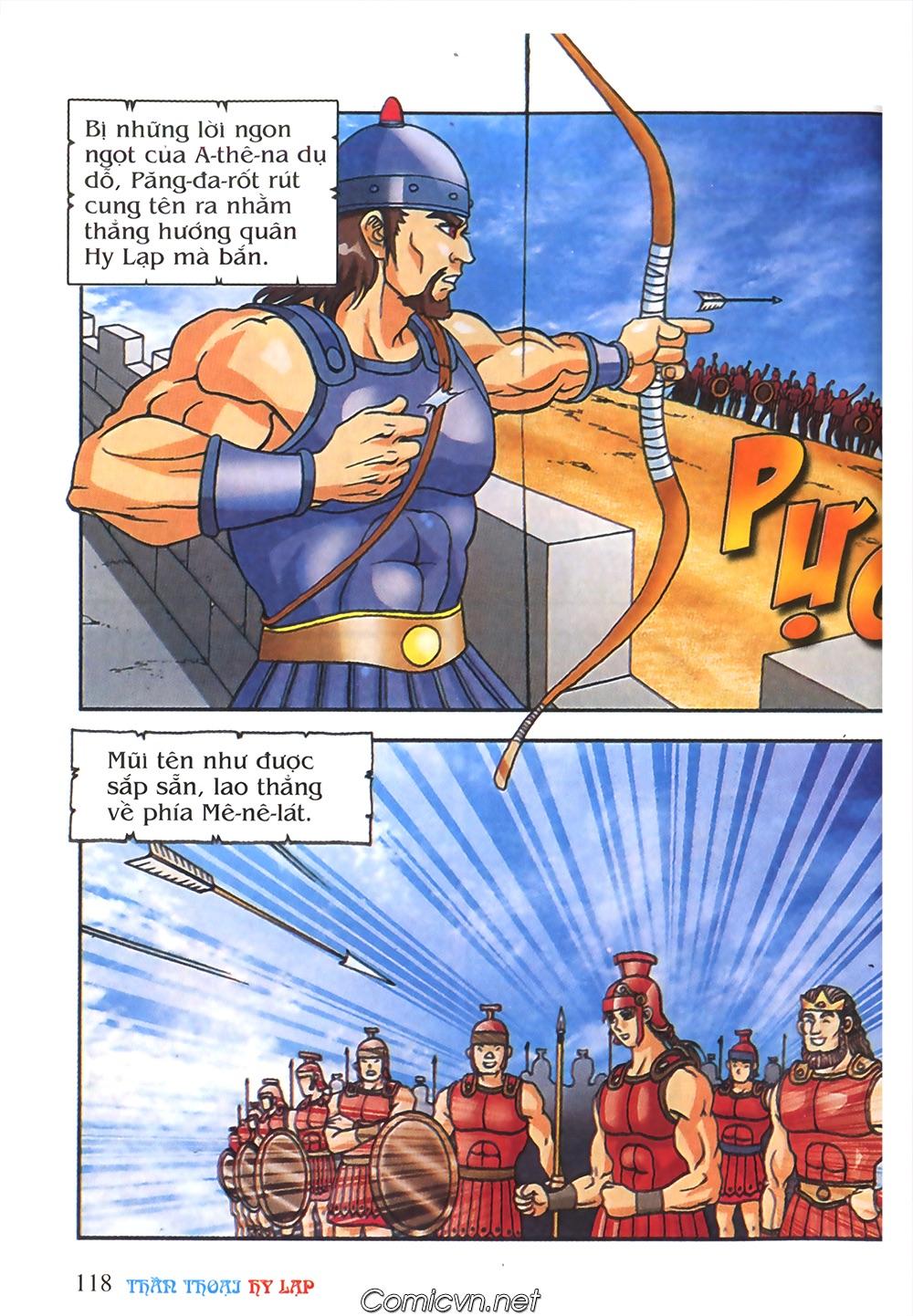 Thần Thoại Hy Lạp Màu - Chapter 59: Phá vỡ định ước - Pic 9