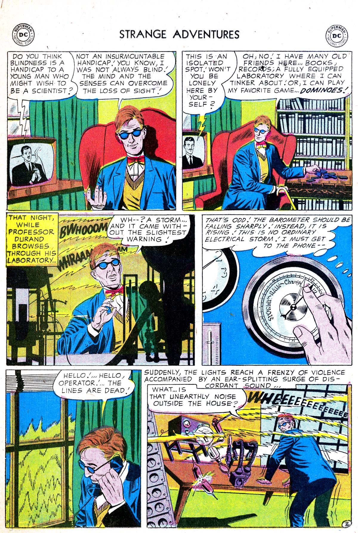Strange Adventures (1950) issue 75 - Page 12