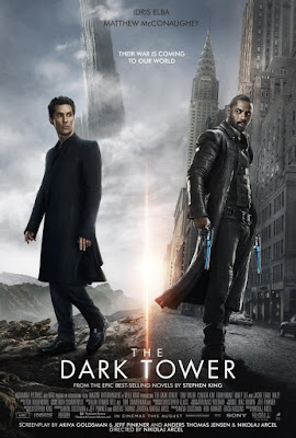 The Dark Tower 2017 DVD R4 NTSC Latino