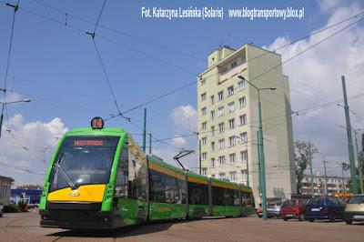 Solaris Tramino, MPK Poznań