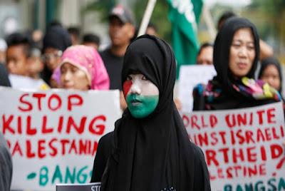 Muslim Indonesia: Palestina Tak Sendirian, Kami Semua Bersama Palestina