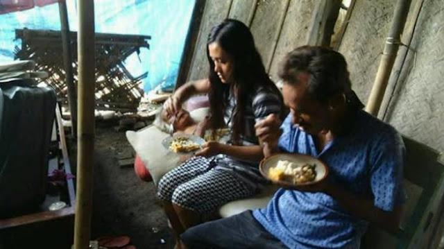 Kasihan, Tak Mampu Beli Beras Keluarga di Brebes Ini Terpaksa Makan Nasi Aking - Kabar Terkini Dan Terupdate