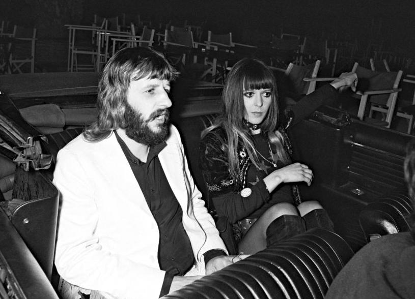 1971 In Saint Tropez For Mick Jagger Biancas Wedding