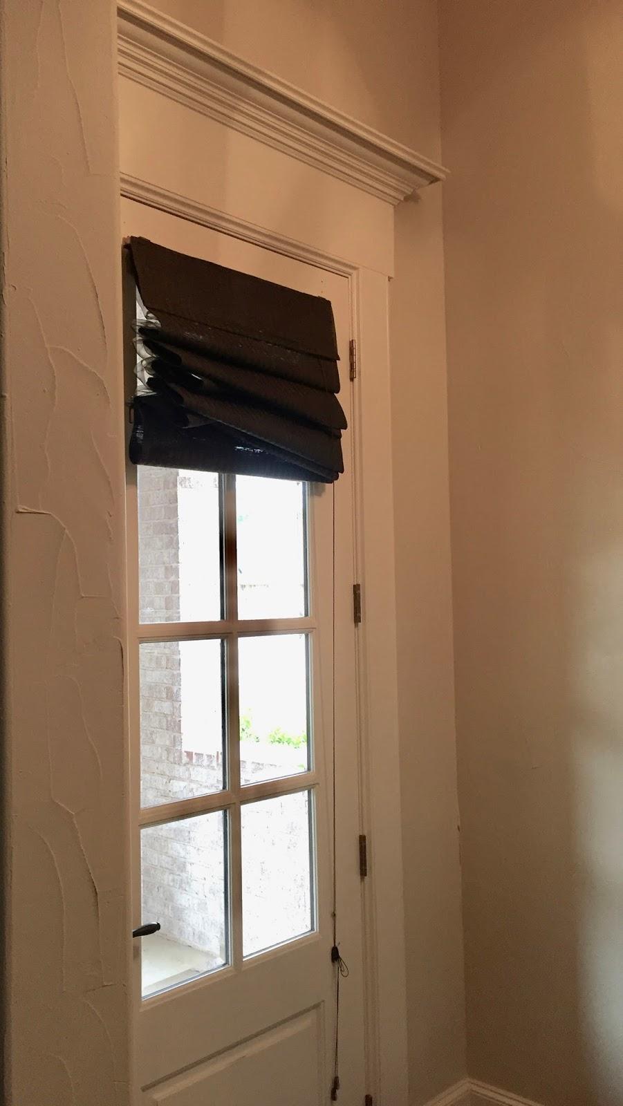 At Rivercrest Cottage: Framing The Windows