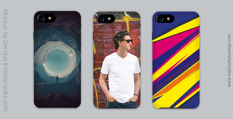 How to Create Phone Case Mockups in Adobe Photoshop, with