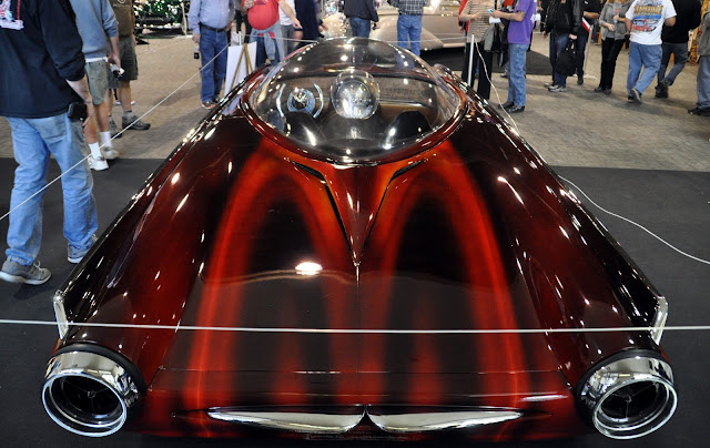 Just A Car Guy: Outer Limits (I've also read it was named ...